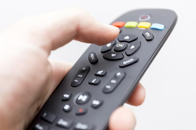 テレビの録画